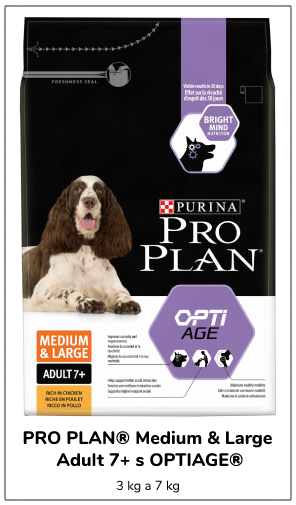 Pro Plan OPOTIAGE Adult 7+