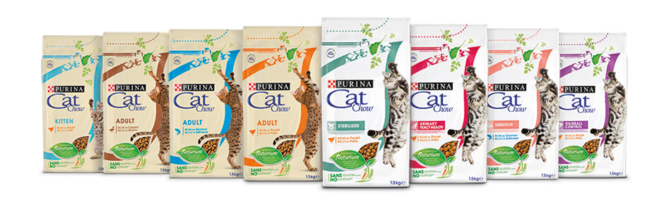 Gama Purina cat