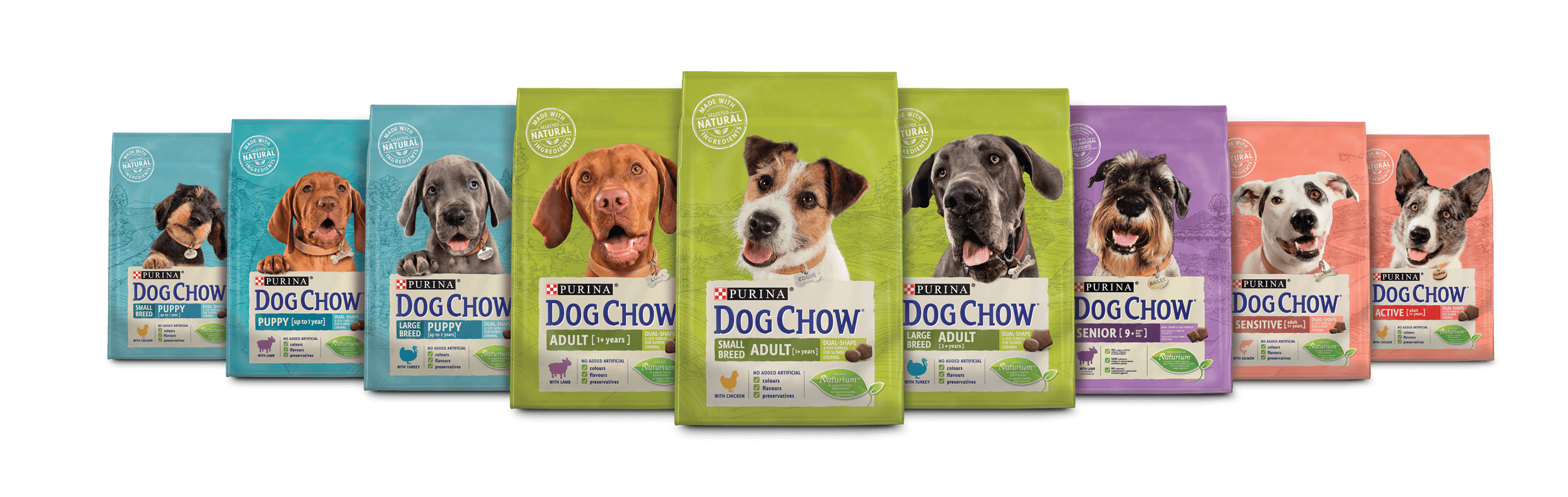 PURINA ®DOG CHOW®